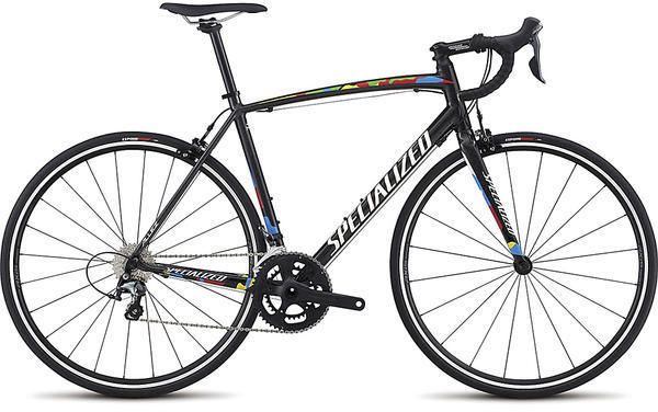 Specialized Allez E5 Elite - Sagan World Champion Edition