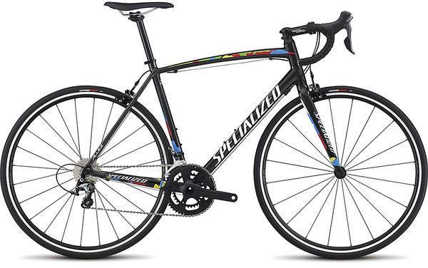 Specialized Allez E5 Elite - Sagan World Champion Edition