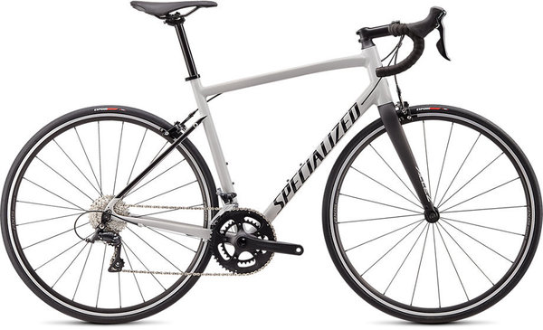 Specialized Allez E5 Sport Color: Gloss/Satin Dove Grey/Black