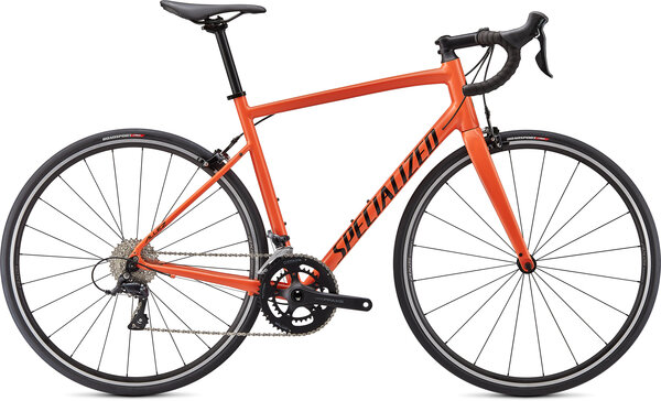 Specialized Allez Sport Color: Gloss Blaze/Tarmac Black