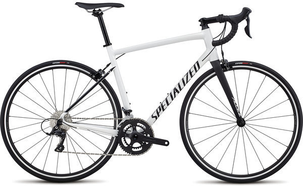 Specialized Allez Sport Color: Gloss Cosmic White/Satin Black