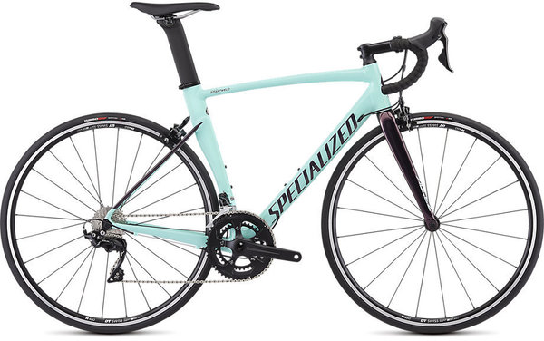 Specialized Allez Sprint Comp Color: Gloss Cosmic Mint/Oil
