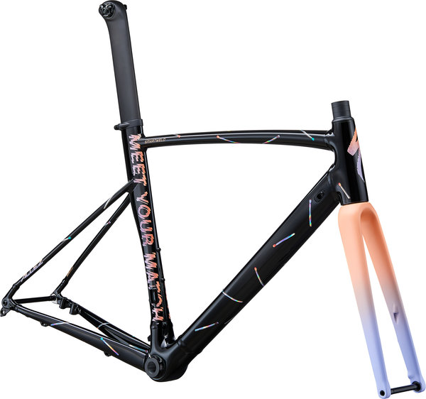 Specialized Allez Sprint Disc Artist Series Frameset Color: Meet Your Match