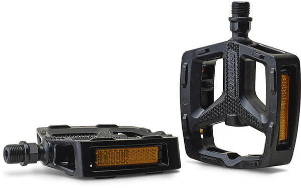 Specialized Alloy Fitness Pedals Color: Black