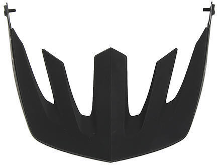 Specialized Ambush Visor Color: Black Replacement