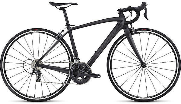 Specialized Amira Comp Color: Satin Carbon/Charcoal