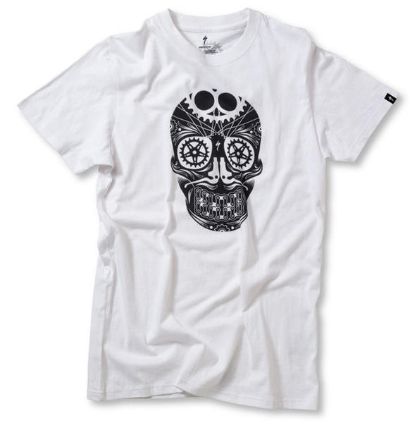 Specialized Bike Skull Tee Shirt