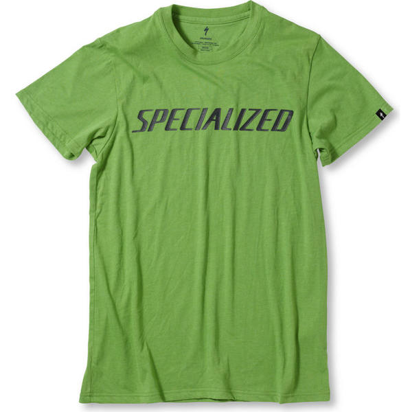 Specialized Podium Tee Shirt Color: Moto Green/Black
