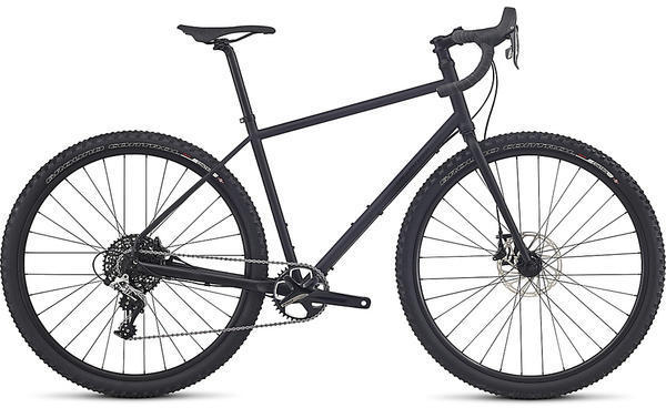 Specialized AWOL Comp Color: Black/Bronze