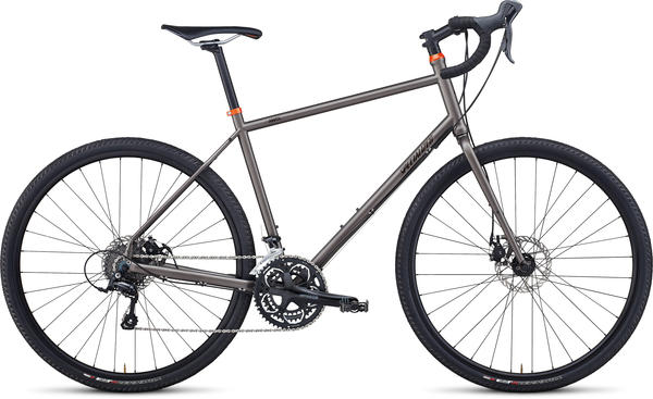 Specialized AWOL Color: Charcoal