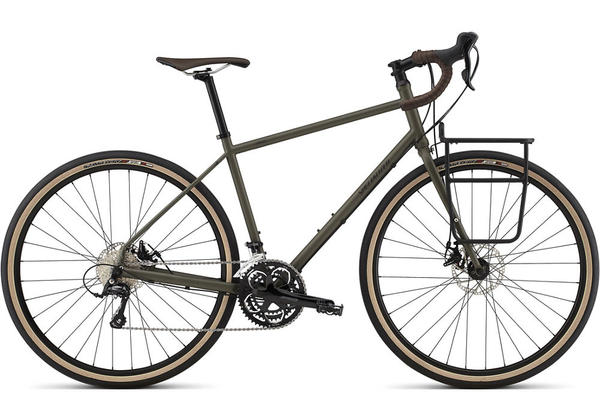 Specialized AWOL Color: Satin Oak Green/Reflective Black