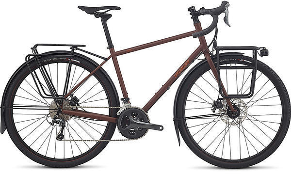 Specialized AWOL Expert Color: Manzanita/Red Dirt