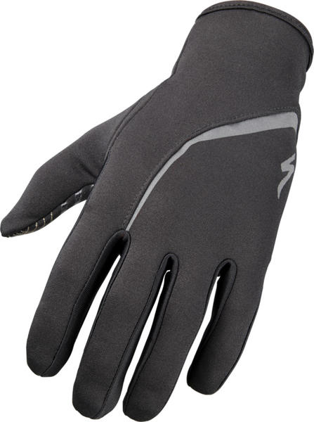 Specialized Mesta Wool Liner Gloves Color: Black