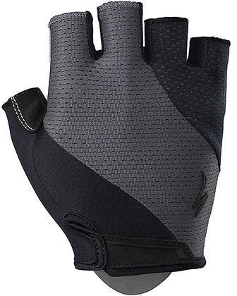 Specialized Body Geometry Gel Gloves Color: Black/Carbon Grey