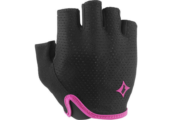 Specialized Women's BG Grail Gloves Color: Black/Pink