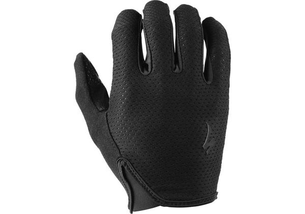 Specialized BG Grail Long Finger Gloves Color: Black