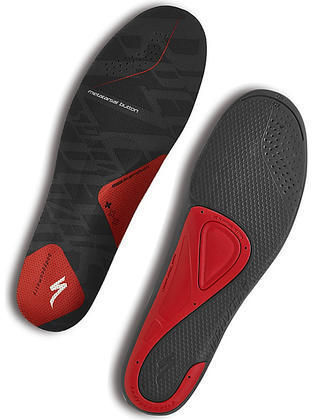 Specialized BG SL Footbeds Color: Red