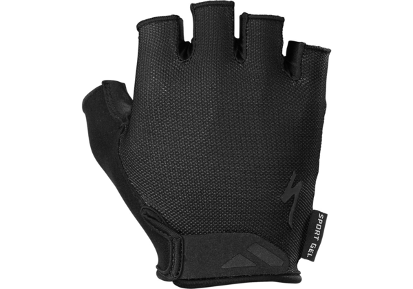 Specialized BG Sport Gel Gloves (d14) Color: Black