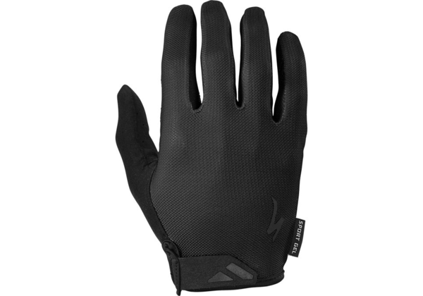 Specialized Body Geometry Sport Gel Long Finger Gloves Color: Black