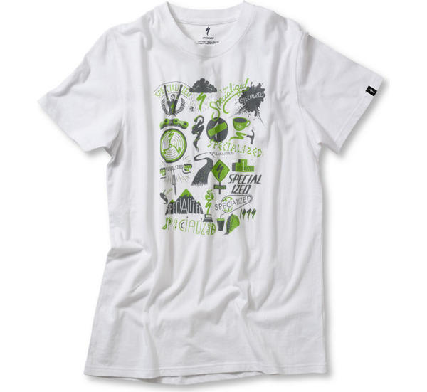 Specialized Collage T-Shirt