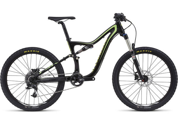 Specialized Camber Grom Color: Gloss Black/Monster Green/Hyper