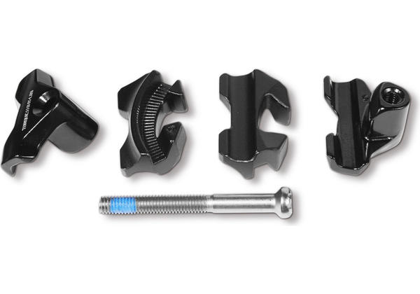 Specialized Alien Head Compatible Carbon Rail Saddle Adapter