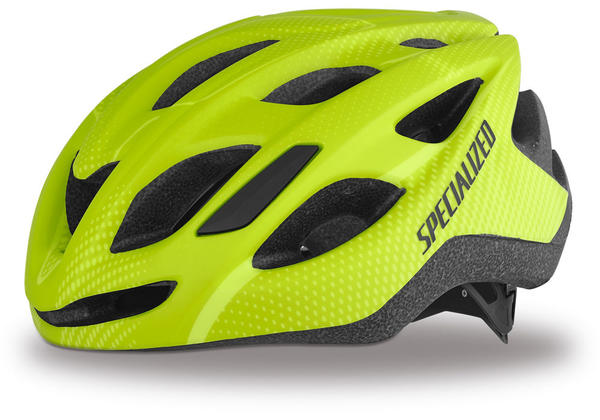 Specialized Chamonix MIPS Color: Safety Ion