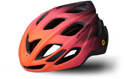 Specialized Chamonix Color: Matte Acid Lava