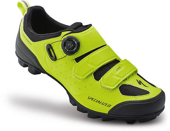 Specialized Comp MTB Shoes Color: Hyper/Black
