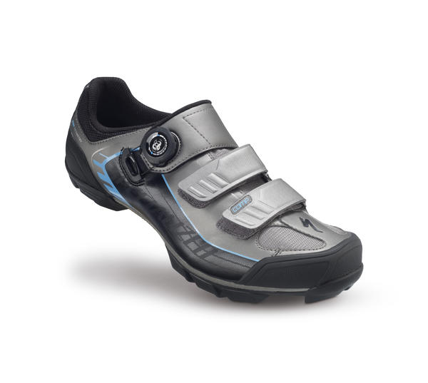 Specialized Comp MTB Shoes Color: Titanium/Black