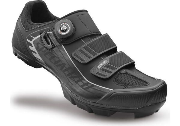 Specialized Comp MTB Shoes (Wide) Color: Black