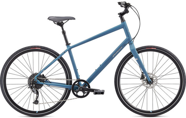 Specialized Crossroads 3.0 Color: Storm Grey/Chrome