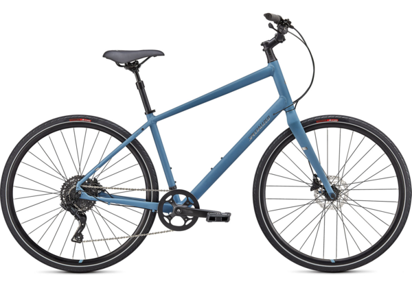 Specialized Crossroads 3.0 Color: Satin/Storm Gray/Chrome