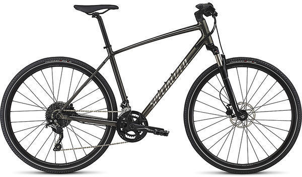 Specialized CrossTrail Elite Color: Gloss Black Chrome/Chrome/Charcoal