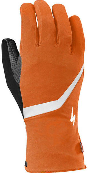 Specialized Deflect H2O Gloves Color: Neon Orange