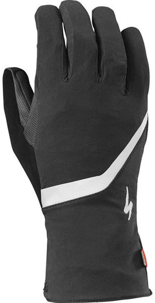 Specialized Deflect H2O Gloves Color: Black/Black