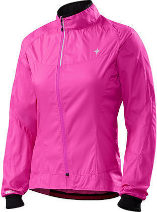 Specialized Deflect H20 Comp Jacket - Women's Color: Neon Pink