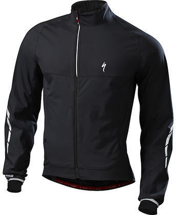 Specialized Deflect H2O Comp Jacket Color: Black/Black