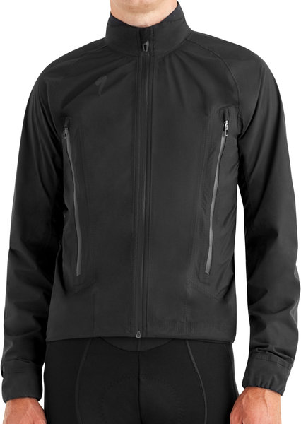 Specialized Deflect H2O Road Jacket Color: Black