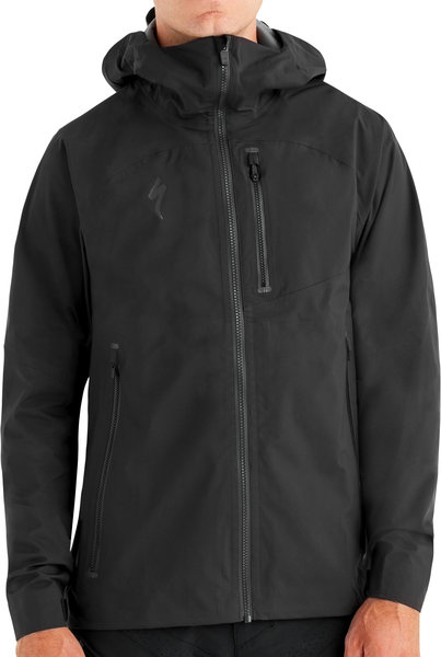 Specialized Deflect H2O Mountain Jacket Color: Dark Carbon