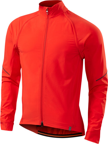 Specialized Deflect Hybrid Jacket Color: Moab Orange