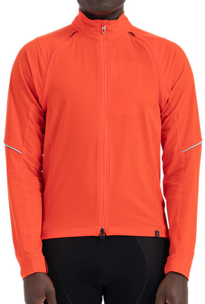 Specialized Deflect Hybrid Jacket Color: Rocket Red