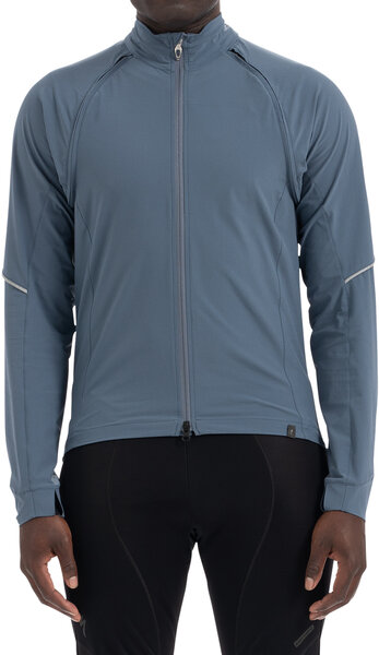 Specialized Deflect Hybrid Jacket Color: Storm Grey
