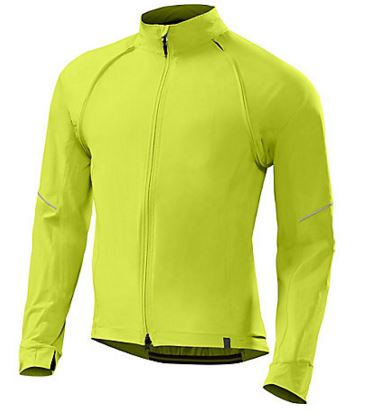 Specialized Deflect Hybrid Jacket Color: Neon Yellow