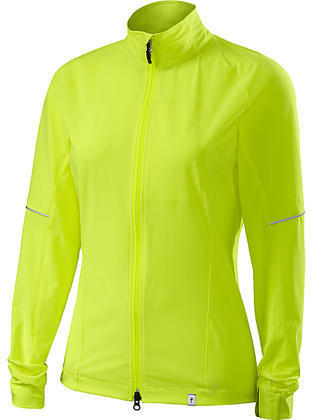 Specialized Deflect Jacket - Women's Color: Neon Yellow