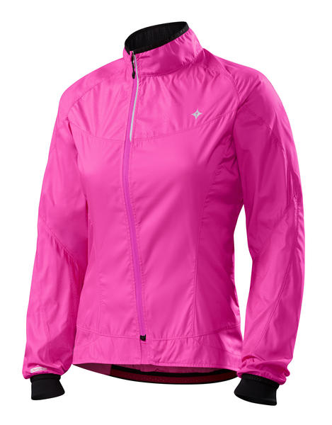 Specialized Deflect Jacket - Women's Color: Neon Pink