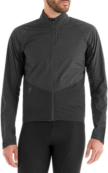 Specialized Deflect Reflect H2O Jacket Color: Black Reflective