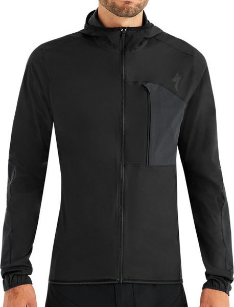Specialized Deflect SWAT Jacket Color: Black