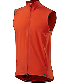 Specialized Deflect Vest Color: Moab Orange