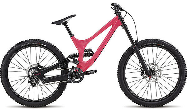 Specialized Demo 8 I Alloy Color: Gloss Acid Pink/Gloss Black Clean